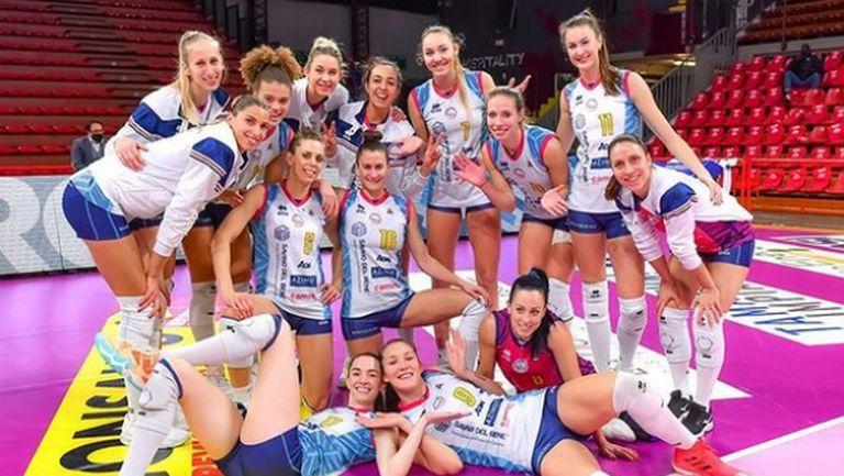 Ели Василева и Скандичи с победа №9 в Италия