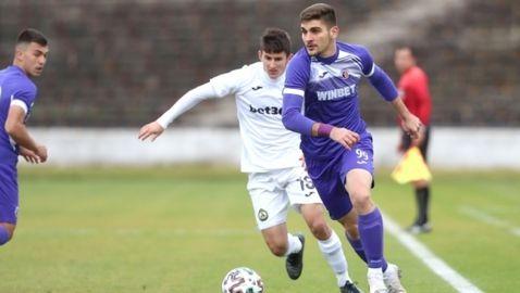 Боруков поднови тренировки с Етър
