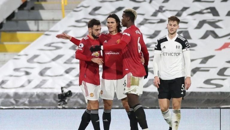 Рууни: Фернандеш и Кавани донесоха шампионския манталитет в Манчестър Юнайтед