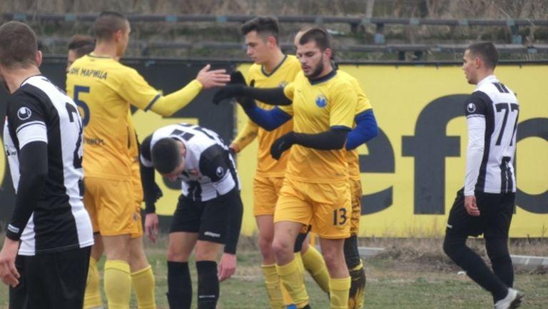 Марица (Пд) с изразителен успех над Локомотив U19