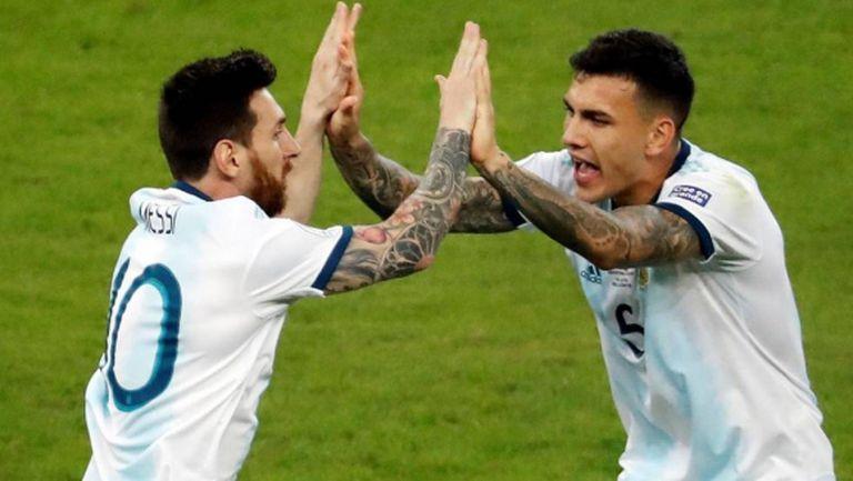 Играч на ПСЖ призна: Клубът преговаря с Меси, всичко зависи от него
