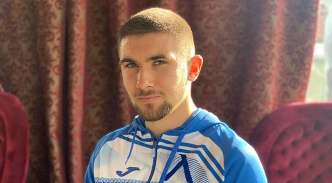 Мартин Петков: Играя за най-големия клуб в България и трябва да се представям по най-добрия начин (видео)