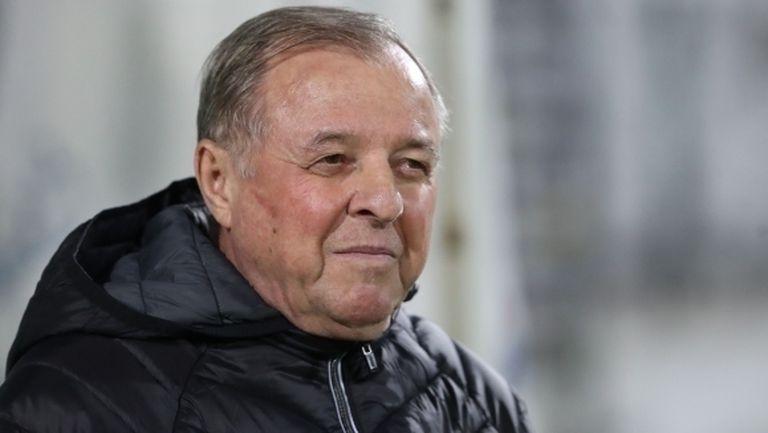 Тарханов: В защита стояхме много стабилно, доволен съм от контролата