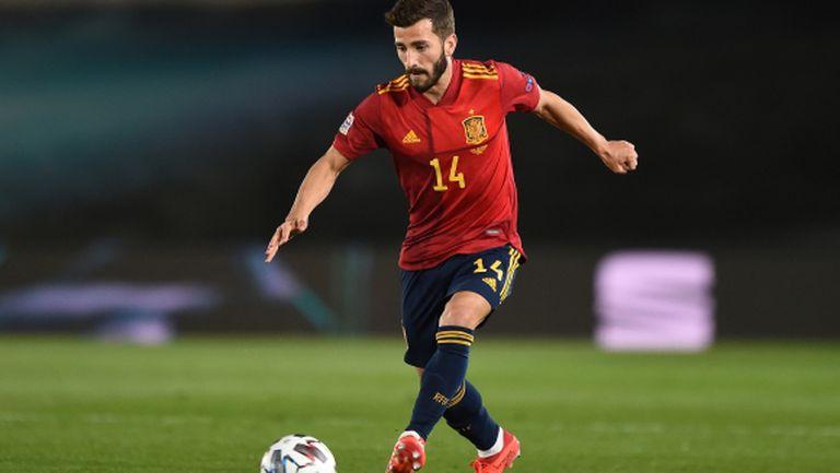 Барселона обсъжда сделка за испански национал