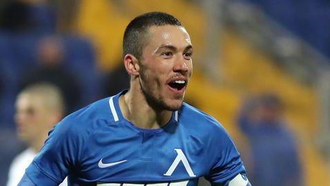 Станислав Иванов: Исках феновете да видят, че нося Левски в сърцето си