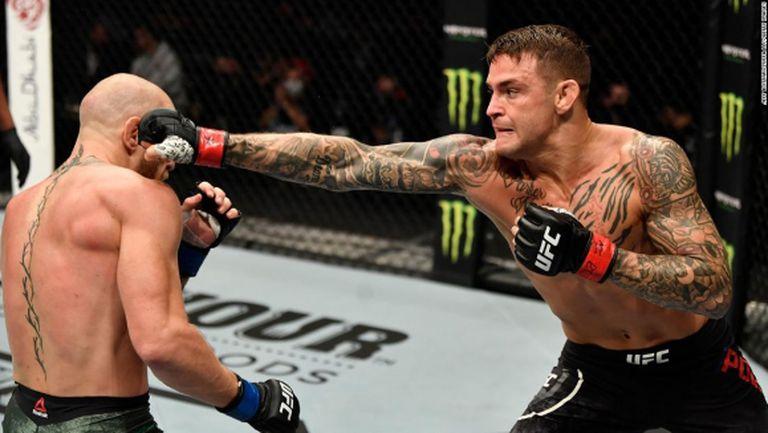 Победата на Порие над Макгрегър в топ 3 в историята на UFC