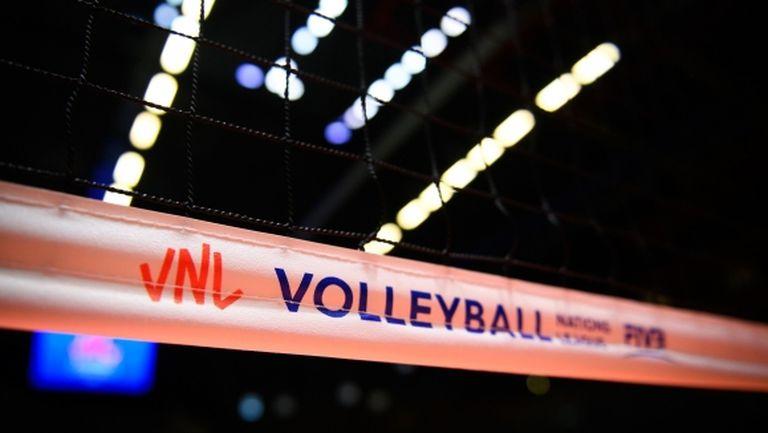 FIVB обяви как ще се проведе Волейболната лига на нациите през 2021 г.