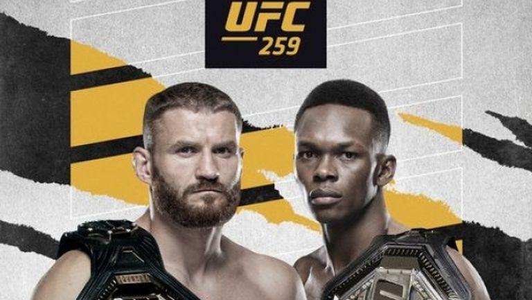 Официално: Израел Адесаня срещу Ян Блахович на UFC 259