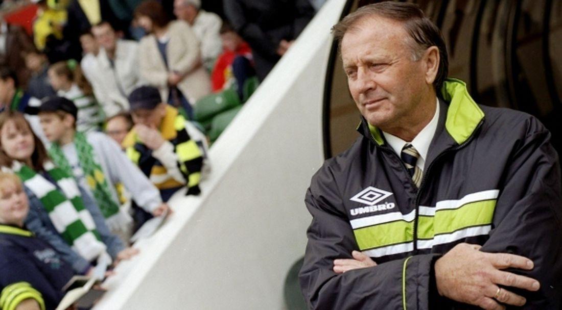 Отиде си най-голямата легенда на словашкия футбол