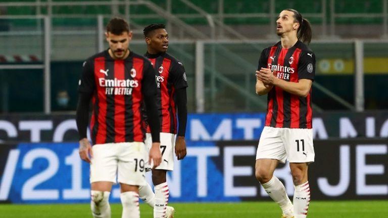 Шефовете на Милан привикали Златан за обяснение, възможни са допълнителни наказания