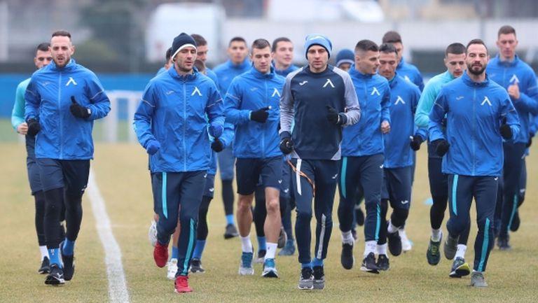Славиша и Миланов се надяват нидерландец да пристигне в лагера на Левски