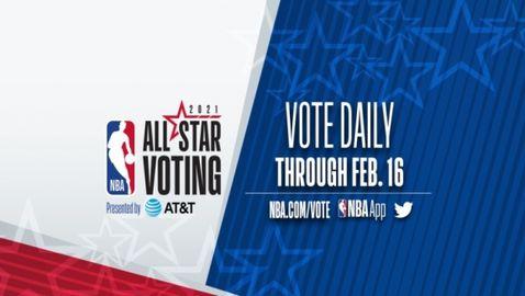 Започна гласуването за Мача на звездите в НБА