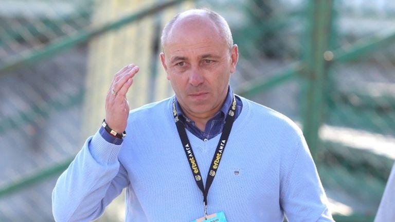 Илиан Илиев: Доволен съм от представянето на всички