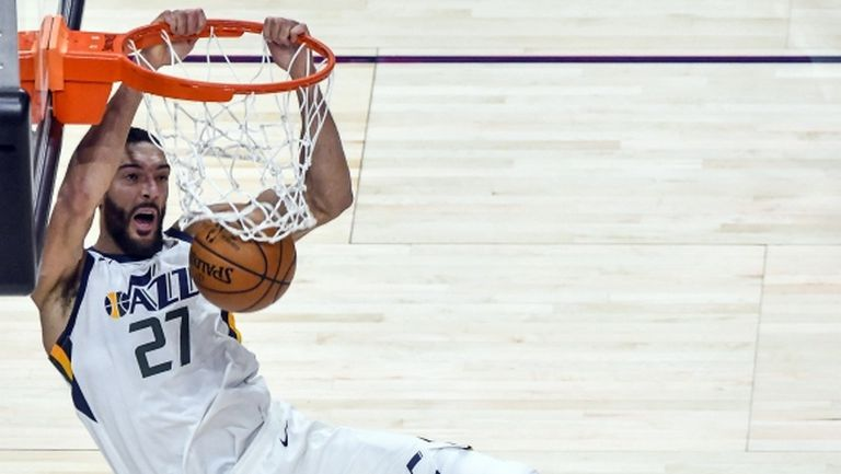 Юта с 11-а поредна победа в НБА