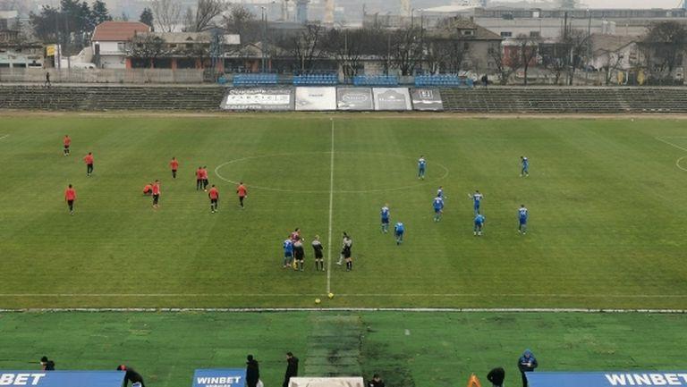 Синът на Гонзо поведе Локомотив (Пд) към обрата срещу третодивизионния Черноморец