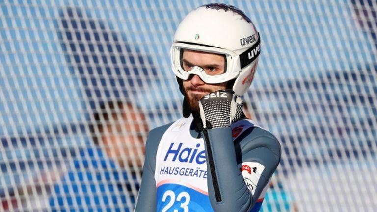 Най-добро класиране през сезона за Владимир Зографски