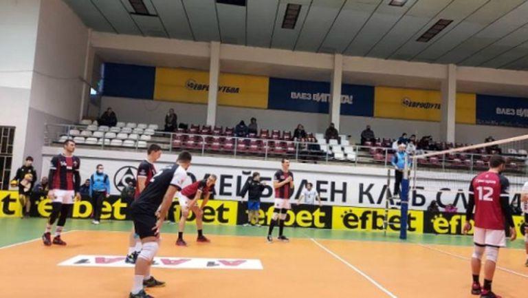 Локо (Пд) без проблеми срещу Славия в София