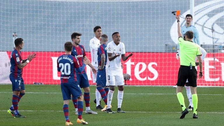 Съдийските решения ли предопределиха загубата на Реал Мадрид?
