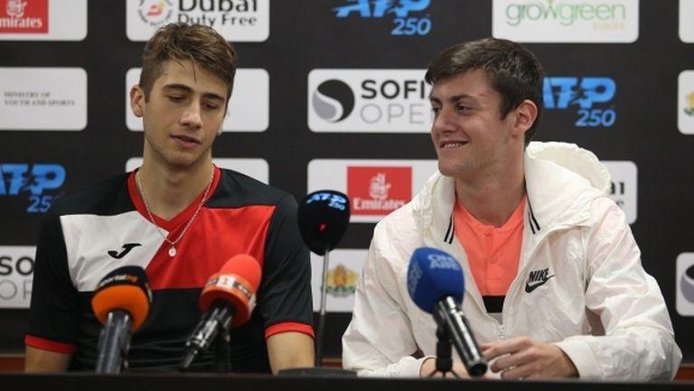Лазаров и Донски с победи на турнир в Анталия