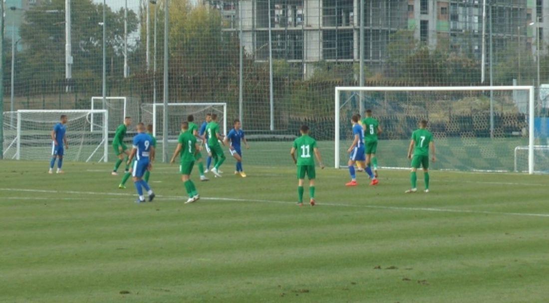 Левски U19 започна контролите с победа