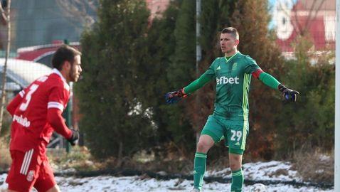 Дани Наумов: Надявам се скоро да пазя и за националния тим