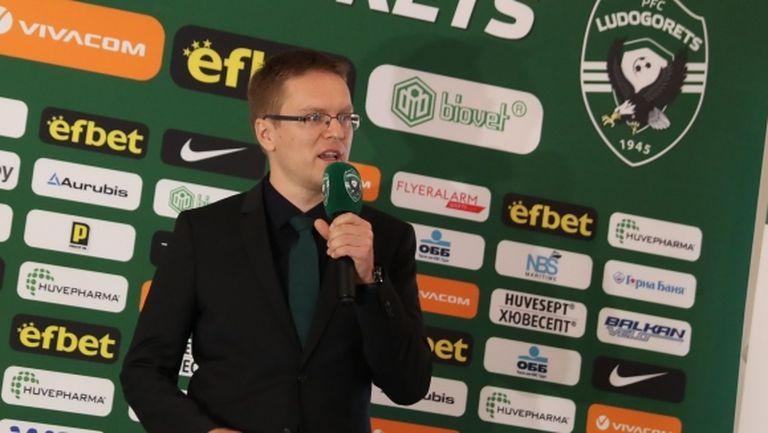 Дамбраускас: Едно е да играеш с Динамо, друго - с отбор от втора дивизия