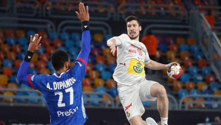 Братя Дуйшебаеви изведоха Испания до бронза на световното по хандбал (видео + снимки)