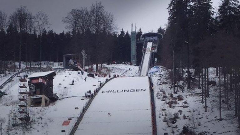 Влади Зографски 44-и във Вилинген, отмениха вторите скокове