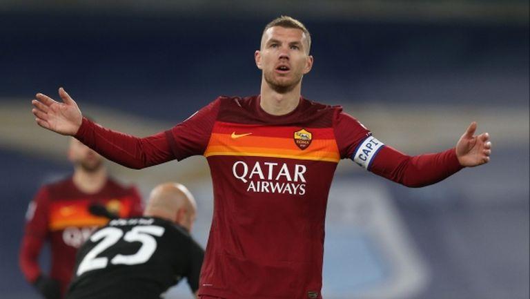 Шеф на Интер потвърди: Сделка с Рома няма да има