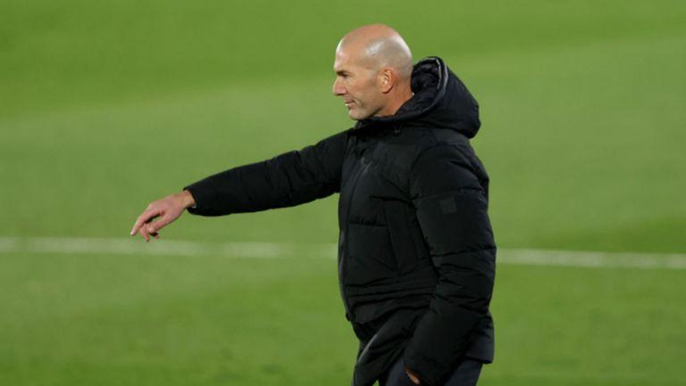 Решено е: Зидан няма да води Реал през следващия сезон