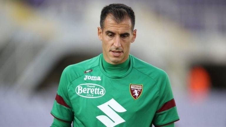 Фиорентина привлече 37-годишен вратар от Торино