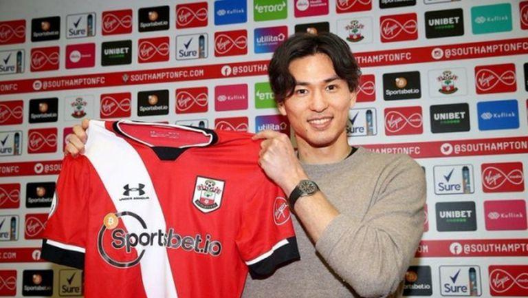 Потвърдено: Минамино ще играе в Саутхамптън