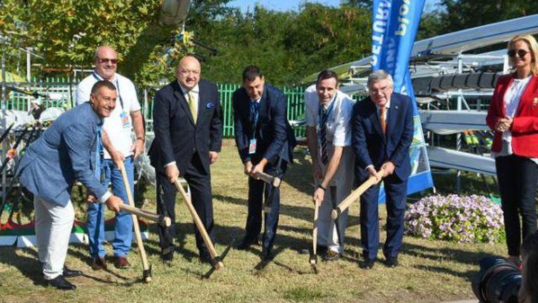 Инвеститори искат Гребната база в Пловдив на концесия, ще строят втория канал