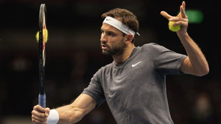Тенисист извън топ 200 е първият съперник на Григор за 2021 година