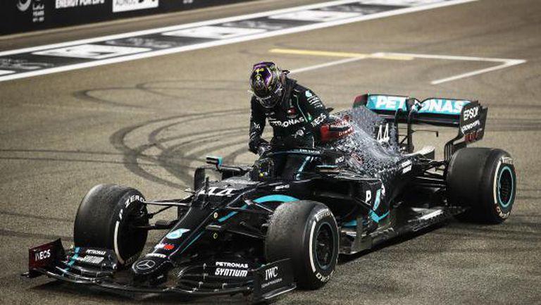 Хамилтън: Когато се кача в болида и вече не се усмихвам, ще се оттегля от Формула 1