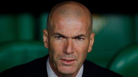 Има само един начин Зидан да остане начело на Реал Мадрид