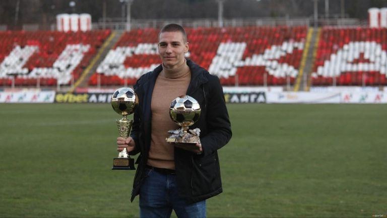 Антов: Отивам да се докажа в Италия, пожелавам на феновете на ЦСКА титли и нов стадион