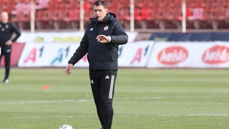 Акрапович: Съжалявам много за Вальо, за мен ситуацията не е перфектна