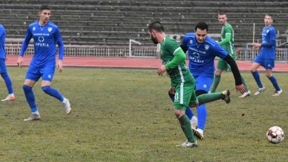 Спартак (Пловдив) победи Оборище (Панагюрище) в контрола