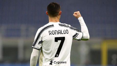 Реал Мадрид поздрави Кристиано
