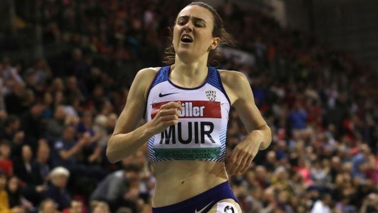 Лаура Мюър пропуска Европейското в Торун