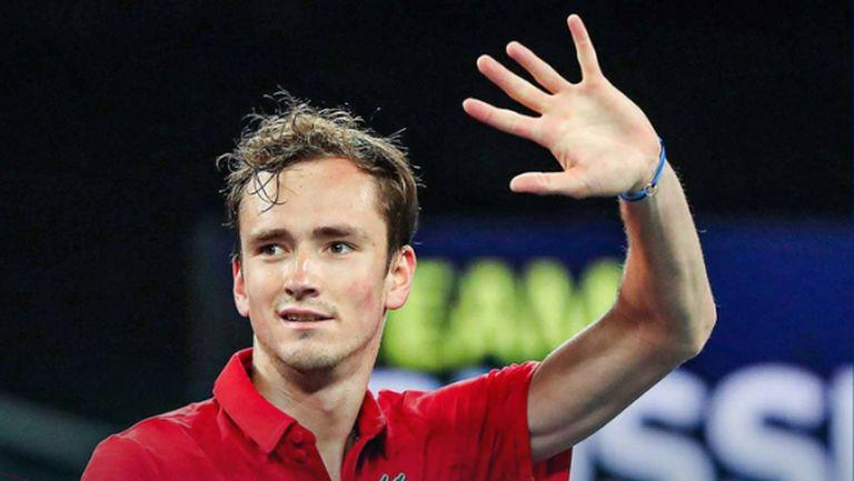 Русия на втори пореден полуфинал в АТР Cup