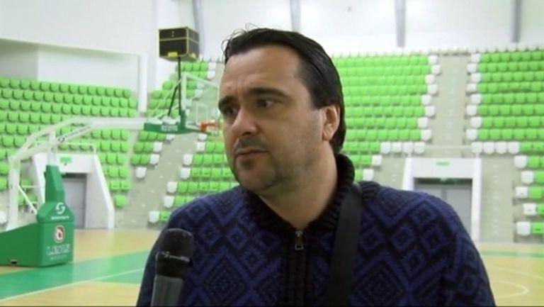 Президентът на Черноморец пред Sportal.bg: Новата ни зала ще е по-хубава от тези на Рилски спортист и Балкан