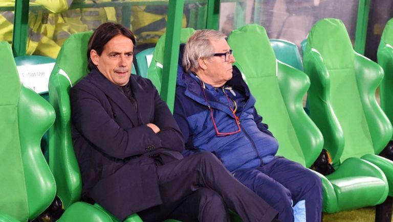 Лацио преговаря с Индзаги за нов договор