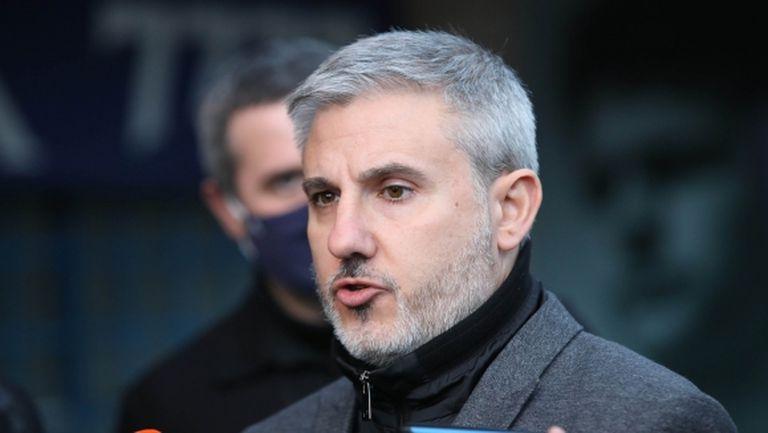 От петък Левски остава без изпълнителен директор