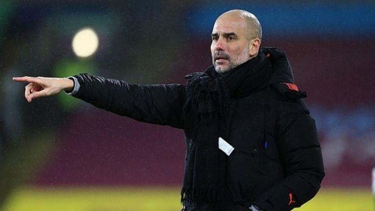 Пеп: Целта ни беше да се класираме за Лига Европа