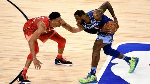 Решено е: Ще има Мач на звездите в НБА