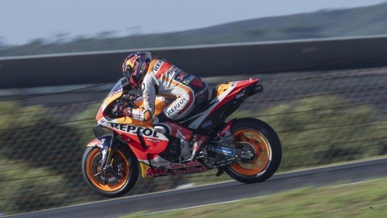 Honda ще остане в MotoGP поне до края на 2026 година