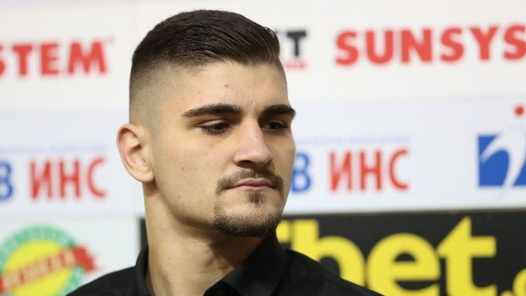 Боруков: До лятото оставам в Етър, надявам се да радваме феновете на отбора