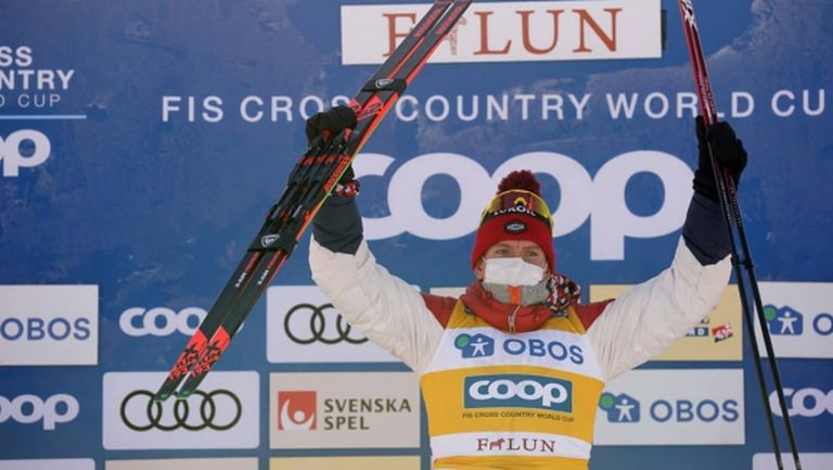 Александър Болшунов спечели предсрочно Световната купа по ски бягане
